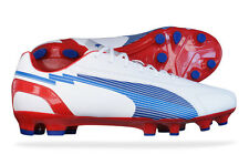 Puma EvoSpeed 5 Leather FG Mens Football Boots / Cleats 2401 - See All Sizes