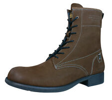 G-Star Voyage Harkness II Womens Leather Boots - Mid Brown - 233 See Sizes