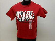 NEW UNIVERSITY OF ALABAMA CRIMSON TIDE Youth Girls Sizes M-L Shirt