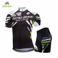 Men Cycling Bike Short Sleeve Clothing Bicycle Sports Wear Set / Jersey / Shorts