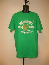 "NEW Notre Dame Fighting Irish Adult Mens Sizes L-XL ADIDAS ""EST. 1842"" T-SHIRT"