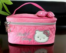 New Hellokitty Cosmetic bag make up Case AA-55101a