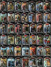 STAR WARS -VINTAGE COLLECTION Action FiguresHasbrochoose original packaging B