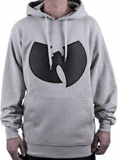 Wu-Wear Big Symbol Hoody Grey Hoodie Wu-Tang Clan Wu Tang Sweater Men's