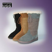BIG CLEARANCE SALE - New Australia SHEARERS UGG Sheepskin Tall Boots Cardy