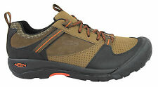 KEEN MONTFORD MENS LEATHER LACE UP COMFORTABLE CASUAL SHOES ON SALE NOW