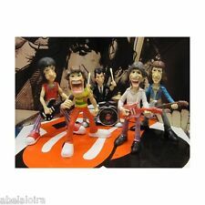 THE ROLLING STONES FIGURES FIGURAS MICK JAGGER KEITH RICHARDS FIGURE FIGURA