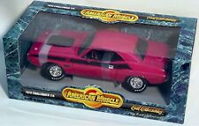 ERTL 1/18 1970 Plymouth Challenger T/A MOULIN ROUGE #7252 SEALED American Muscle