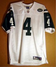 NEW YORK JETS BRETT FAVRE AUTHENTIC NFL ROAD JERSEY