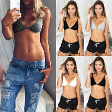 Sexy Women Fashion Vest Bra Top Ladies Brassiere Crop Bralette Bustier Underwire