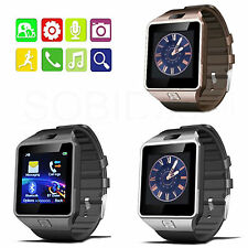With Camera Smart Wrist Bluetooth Watch Phone For Android Motorola HTC Samsung