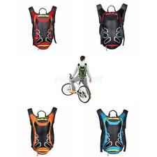 15L Cycling Running Rucksack Backpack Hydration Pack Helmet Water Bladder Bag