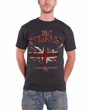 Rolling Stones north american tour 81 logo Official Mens New T Shirt