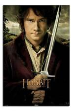 The Hobbit Bilbo Poster New - Laminated Available