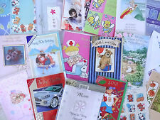 GREETING CARDS WHOLESALE JOB LOT OF MIXED BIRTHDAYS & OCCASIONS 50 100 200 500