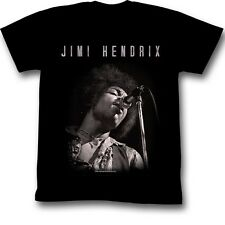 Brand New Jimi Hendrix Jimi Black and White T-Shirt