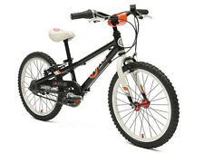 ByK E-350 Boys Bike - MTB - Black/White