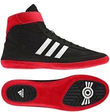 Adidas Combat Speed 4 IV Wrestling Shoes Wrestling Shoes Rings Shoes black new