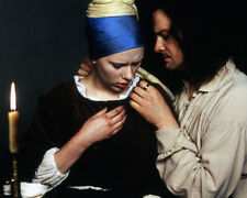 Girl with a Pearl Earring Colin Firth Scarlett Johansson Poster or Photo