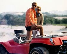 The Thomas Crown Affair Steve Mcqueen Faye Dunaway Poster or Photo