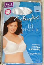 Womens Playtex 18 Hour Full Figure Wire-Free Bra-NWT
