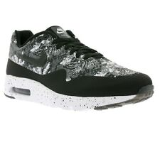 new NIKE Air Max 1 Ultra Moire Shoes Trainers Grey 705297 012 SALE