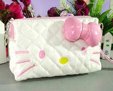 **Big Sale**New Hellokitty Cosmetic Hand bag make up Case AA6601
