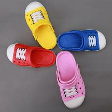 Lovely Children Kids Baby Garden Shoes Boys Girls Summer Slippers Sandals LG