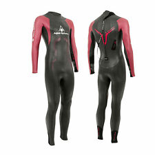 New! Aqua Sphere 2016 CHALLENGER Mens Wetsuit Triathlon Open Water Swimming