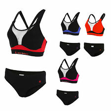 Aqua Sphere KUMA Ladies Two Piece Training Swimsuit Swimming Costume Women