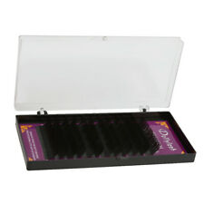 Individual False Eyelash Extensions 12 Rows C Curl Lash Tray 9/10/11/12/13/14mm