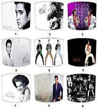 Elvis Presley The King Lamp shades Ideal To match Bedroom Duvets & Curtains