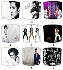 Lampshades Ideal To Match Elvis Presley Cushions, Elvis Duvets & Elvis Wall Art