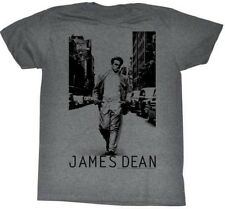 New Authentic James Dean Walk Tri Blend Mens Tee Shirt Sizes S-2XL