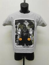 """NEW-Star Wars Darth Vader """"Trick or Treat"""" Youth Sizes S-M Halloween Shirt"""