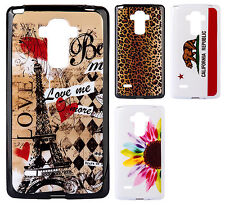 For LG G Stylo TPU CANDY Hard Gel Flexi Skin Case Phone Cover Accessory