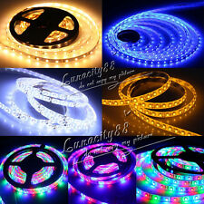 3528 SMD 5M 300LEDs Waterproof IP65 Super Bright Flexible LED Strip Lights Lamp