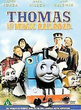 THOMAS AND THE MAGIC RAILROAD - NEW / SEALED DVD - UK STOCK