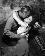 Susan Hayward Gary Cooper Garden of Evil Romantic Image Poster or Photo