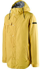 Special Blend Caliber Snowboard Jacket Hydrate Yellow Mens