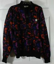Pearl Izumi Mens Technical Wear Pull Over Sweater Jacket Sz L Cycling Running