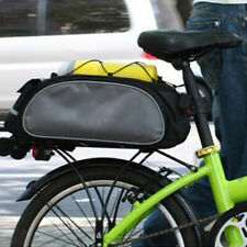 Outdoor Cycling Bicycle Bike Seat Rear Pouch Saddle Bag Luggage Pannier Tote Bag