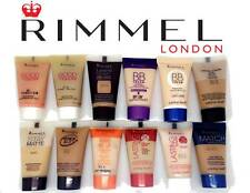 RIMMEL FOUNDATION TRAVEL / SAMPLE HALF SIZE 15ML NEW **CHOOSE TYPE & SHADE**