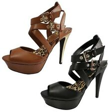 nib NEW Guess G BY GUESS THESIS  Premium  Designer Sandals