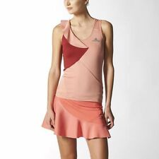 Womens ADIDAS by STELLA MCCARTNEY NY TENNIS outfit SKIRT SKORT & SHIRT Tank TOP