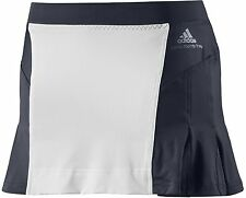 NWT womens adidas by stella mccartney barricade tennis skirt skort w/shorts  L