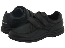 NEW  Rockport® ROCKPORT  Casner dual strap LEATHER DURABLE PREMIUM walking SHOES
