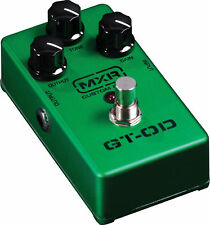 USED DUNLOP MXR M-193 GT-OD OVERDRIVE EFFECTS PEDAL w/ FREE CABLE 0$ US SHIPPING