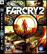 Far Cry 2 (Sony PlayStation 3 Game only!! ###PLEASE READ DESCRIPTION###