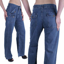 Indian Rags Women's Jeans Trousers Baggy Next Blue W28/L32